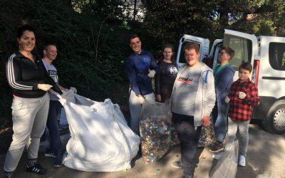Zbiranje odpadnih surovin